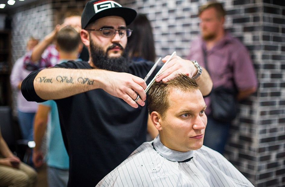 Барбершоп или парикмахерская?